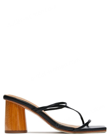 JAMES SMITH-Womens Amore Mio Strappy Sandal on sale - -0
