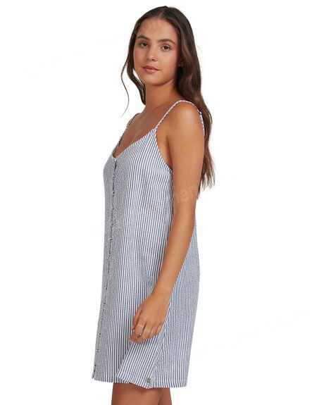 ROXY-Womens Holy Spring Water Strappy Dress on sale - -1