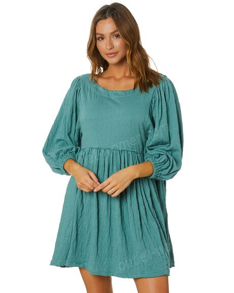 FREE PEOPLE-Get Obsessed Babydoll Dress Promotions - -0