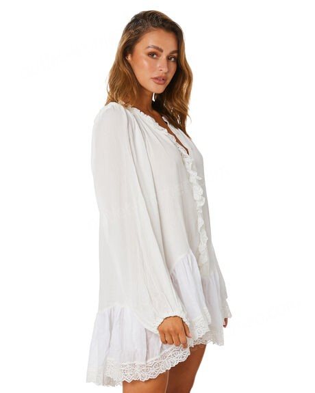 FREE PEOPLE-Jeanette Tunic Dress Promotions - -1