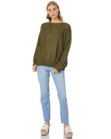 LILYA-Cable Knit Jumper on sale - -4