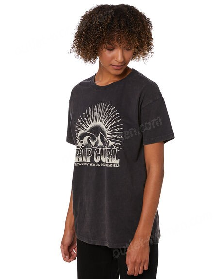 RIP CURL-Cosmic Search Oversized Tee on sale - -1