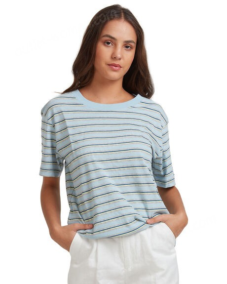 QUIKSILVER-Quiksilver Womens Cropped Tee on sale - QUIKSILVER-Quiksilver Womens Cropped Tee on sale